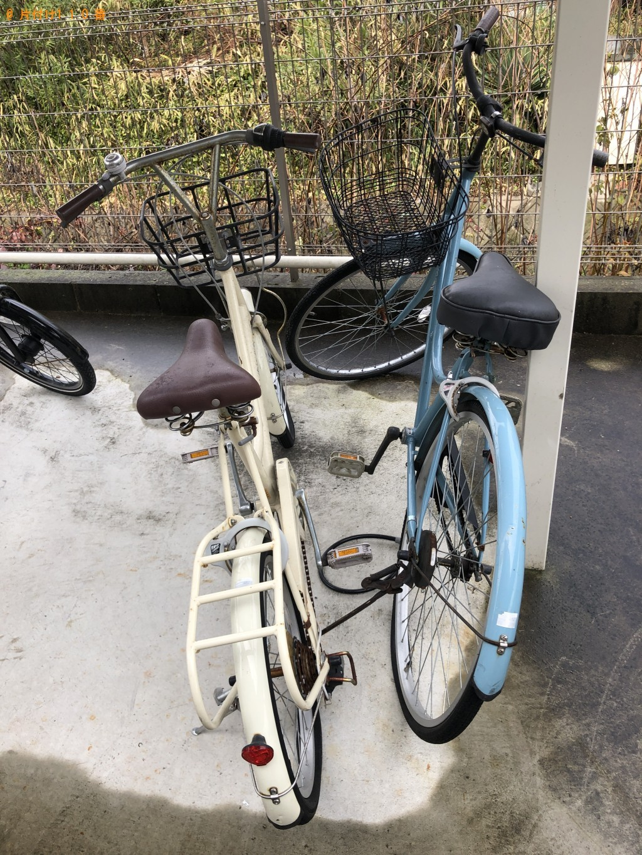 【福島市】自転車の回収・処分ご依頼 お客様の声