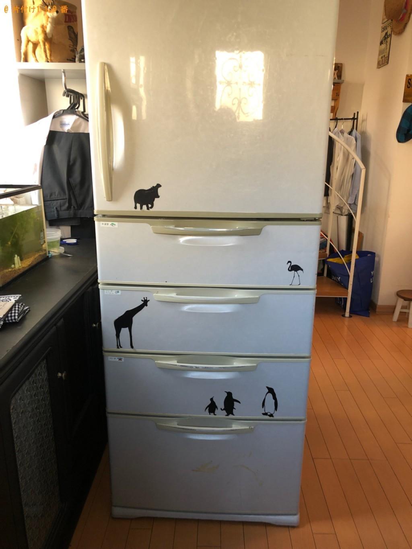 【いわき市】冷蔵庫の回収・処分ご依頼 お客様の声