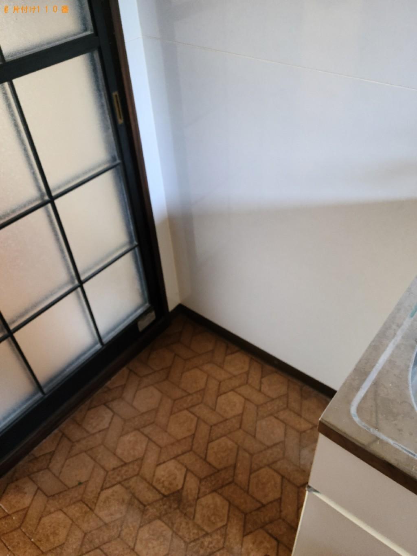 【いわき市】冷蔵庫、洗濯機、電子レンジの回収・処分ご依頼