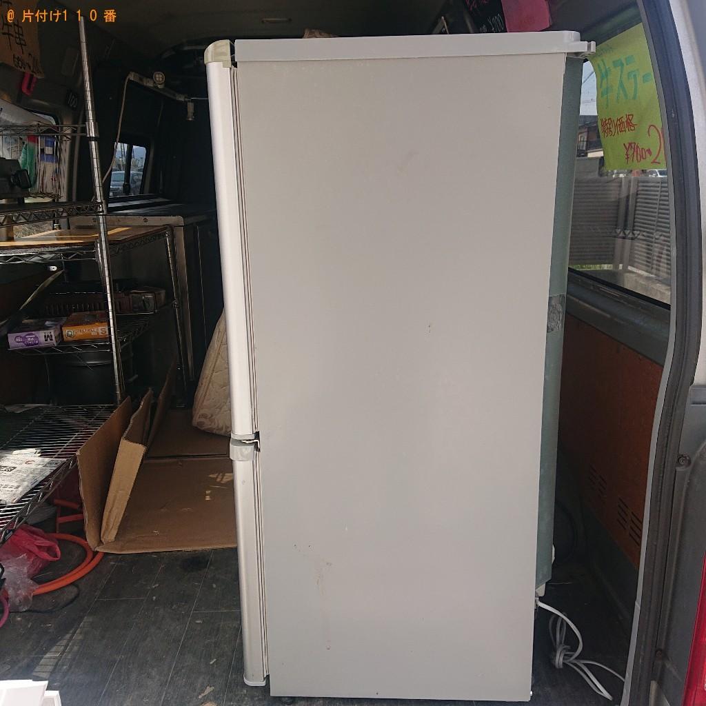 【郡山市富久山町】冷蔵庫、洗濯機の回収・処分ご依頼 お客様の声