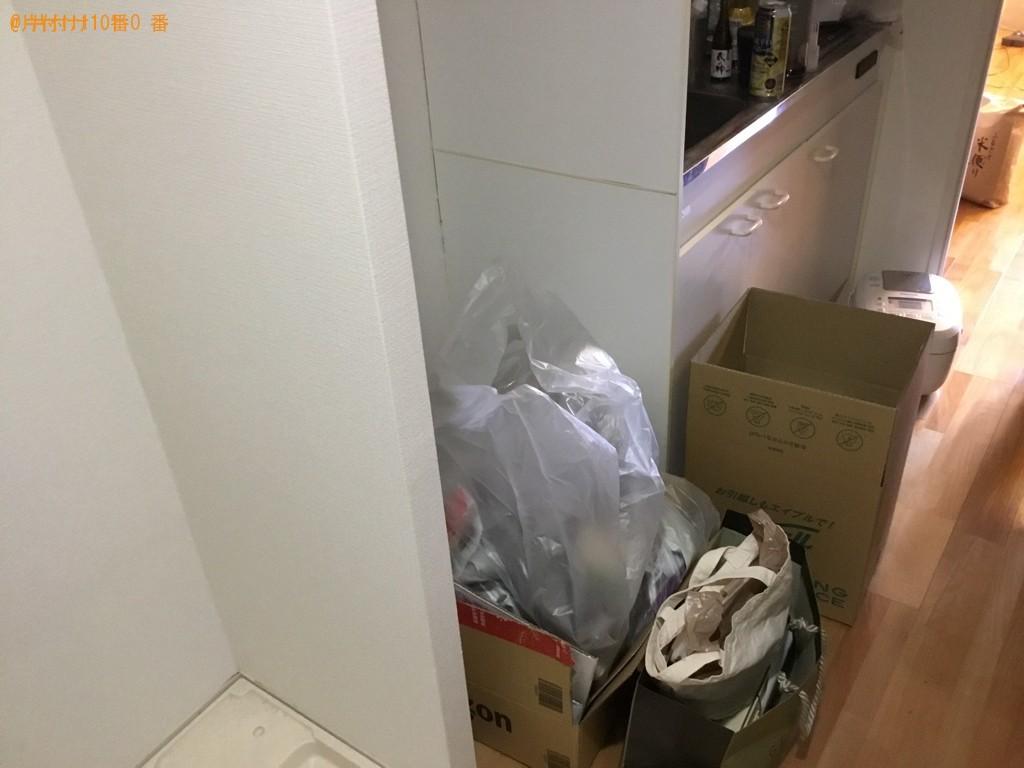 【いわき市】洗濯機、冷蔵庫、電子レンジの回収・処分ご依頼